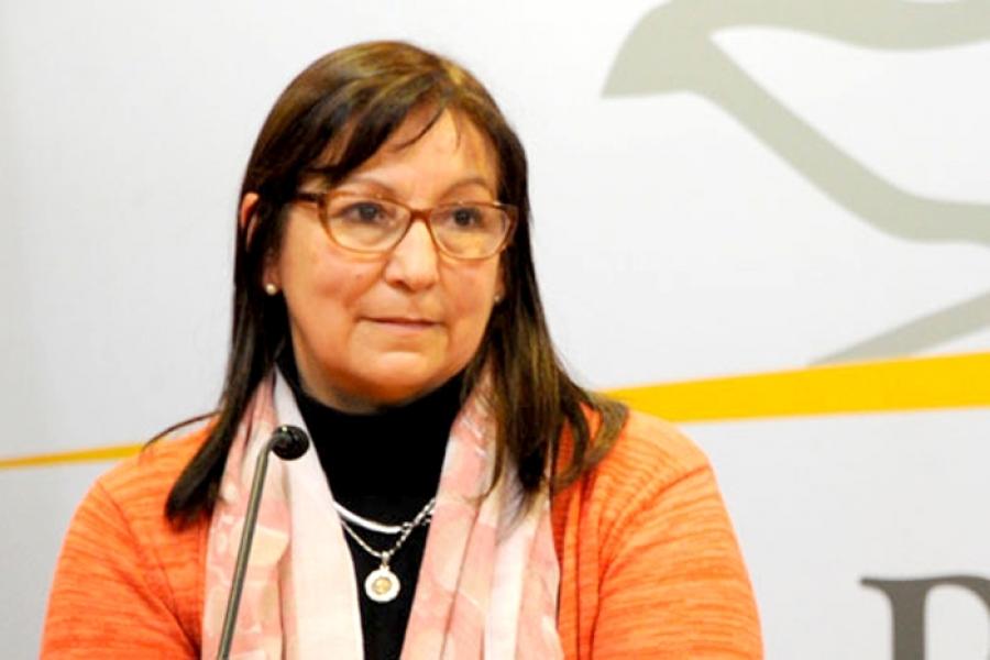 """Elbia Pereira: """"Es el respaldo a un proyecto responsable"""""""