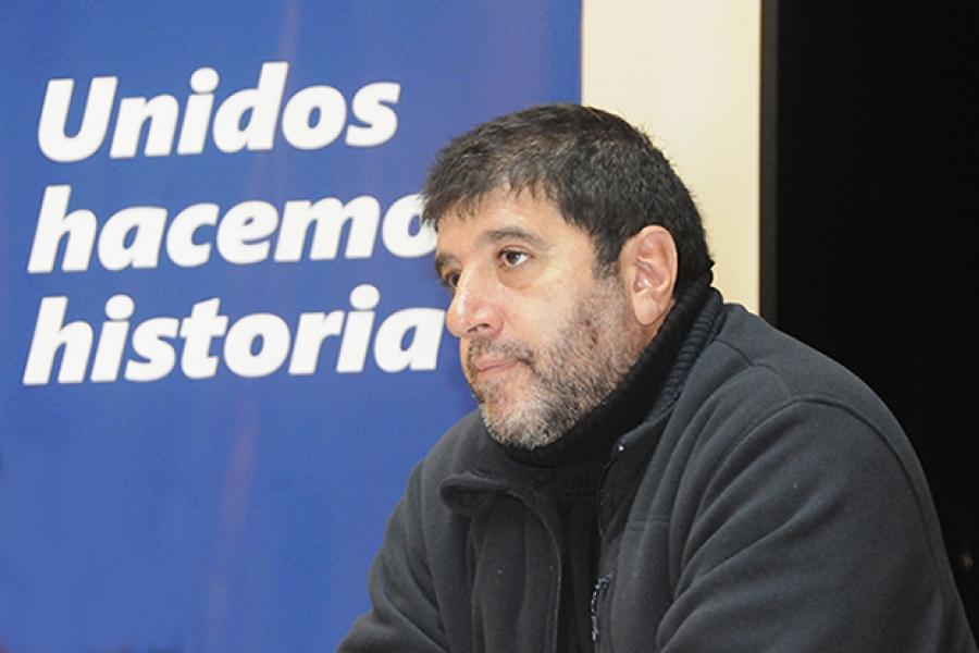 Fernando Pereira: balance y perspectivas del movimiento sindical
