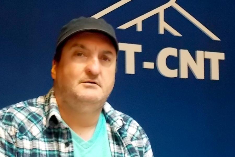 """Molina (PIT-CNT): """"El paro del 22 es el comienzo de una año de lucha y perspectivas"""""""