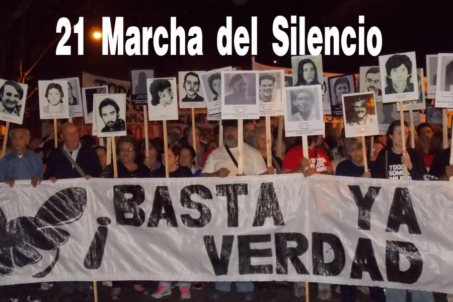 El PIT-CNT ante la 21a Marcha del Silencio y el mensaje de los sectores fascistas