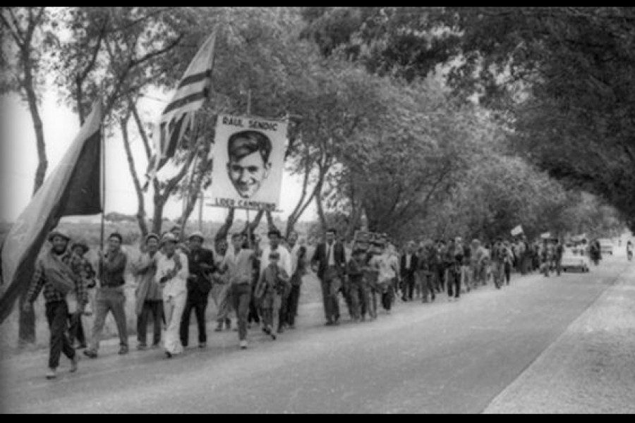 """""""Colacho"""" (UTAA): """"Raúl fue un hombre que pensaba y quería la revolución"""""""