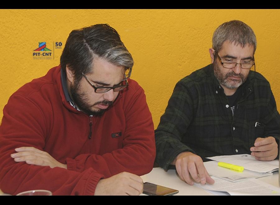 PIT-CNT define a mediados de setiembre plan de acción del movimiento sindical