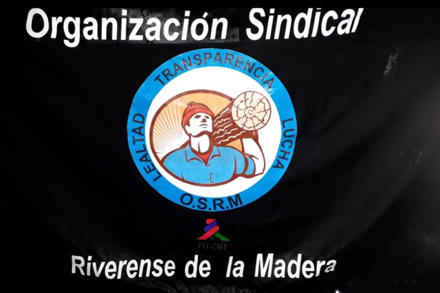 """Rodríguez (Plenario Rivera): """"Un trabajador de Urufor grave por falta de seguridad laboral y mantenimiento"""""""