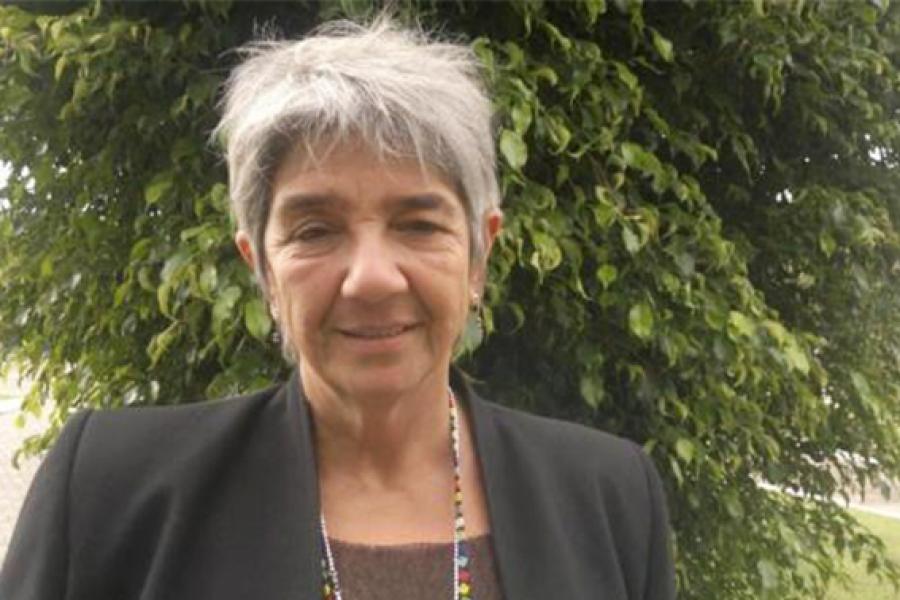 """Lilián Celiberti: """"Estamos en un momento muy peligroso de la cultura y del mundo"""""""