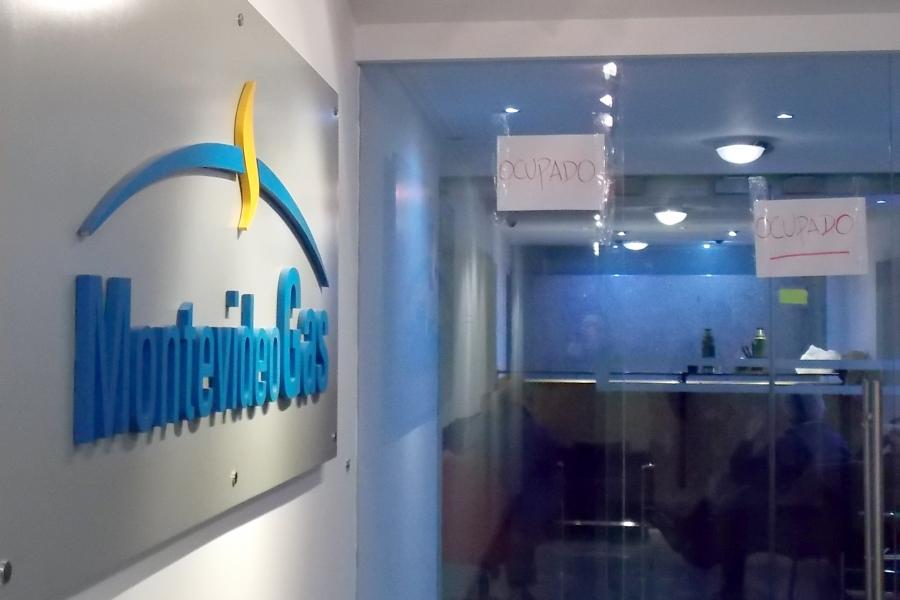 Petrobras ocupado y trabajadores reclaman respuestas del Poder Ejecutivo