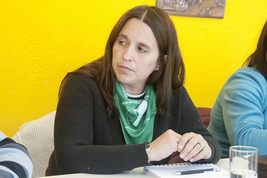 """Laura Alberti (SUNCA) """"Los Consejos de Salarios son una herramienta fundamental"""""""