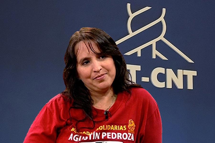 """Laura Alberti (SUNCA): """"Nosotras estamos porque nos ganamos el lugar a través de la militancia"""""""