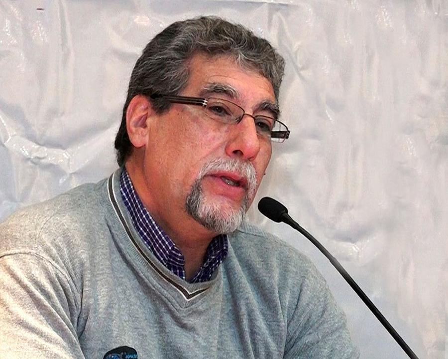 """Jorge Díaz (Fucvam): """"El tema de la mujer nos compromete y nos implica"""""""
