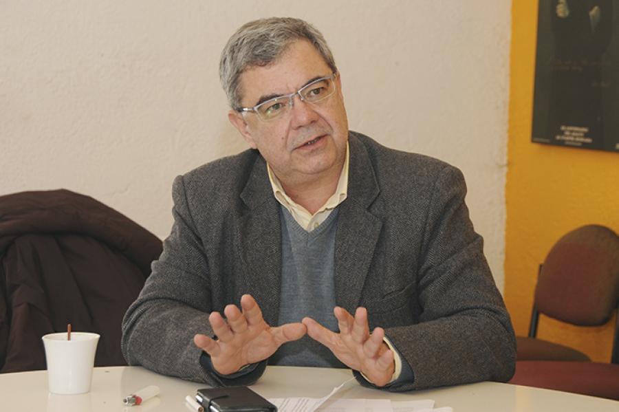 """Milton Castellanos (Cuesta Duarte): """"Hay un trasfondo político"""""""