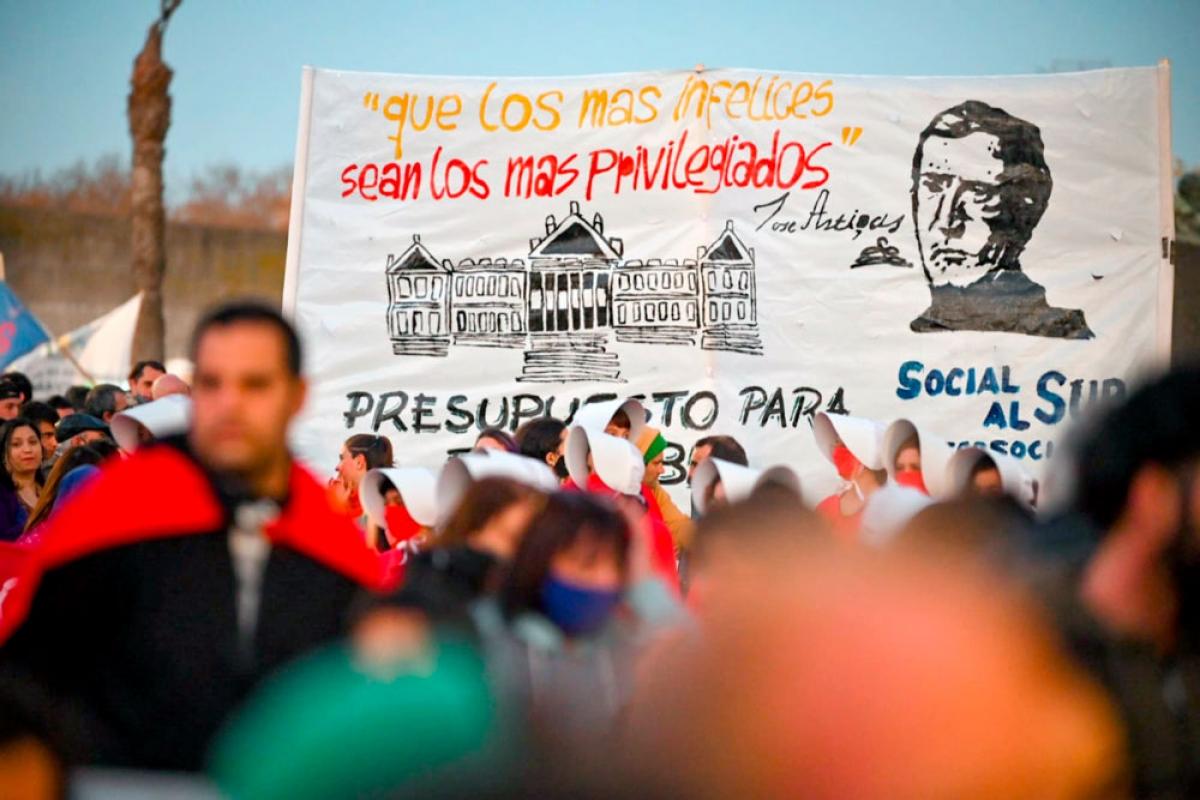 """PIT-CNT: """"A favor de las grandes mayorías"""""""