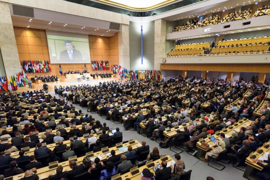 Hoy comenzó en Ginebra la 108ª Conferencia Internacional del Trabajo de la OIT