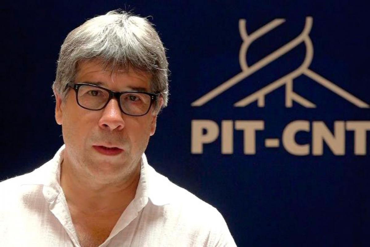 """Fernando Gambera: """"Lo urgente es la gente"""" - PIT-CNT"""
